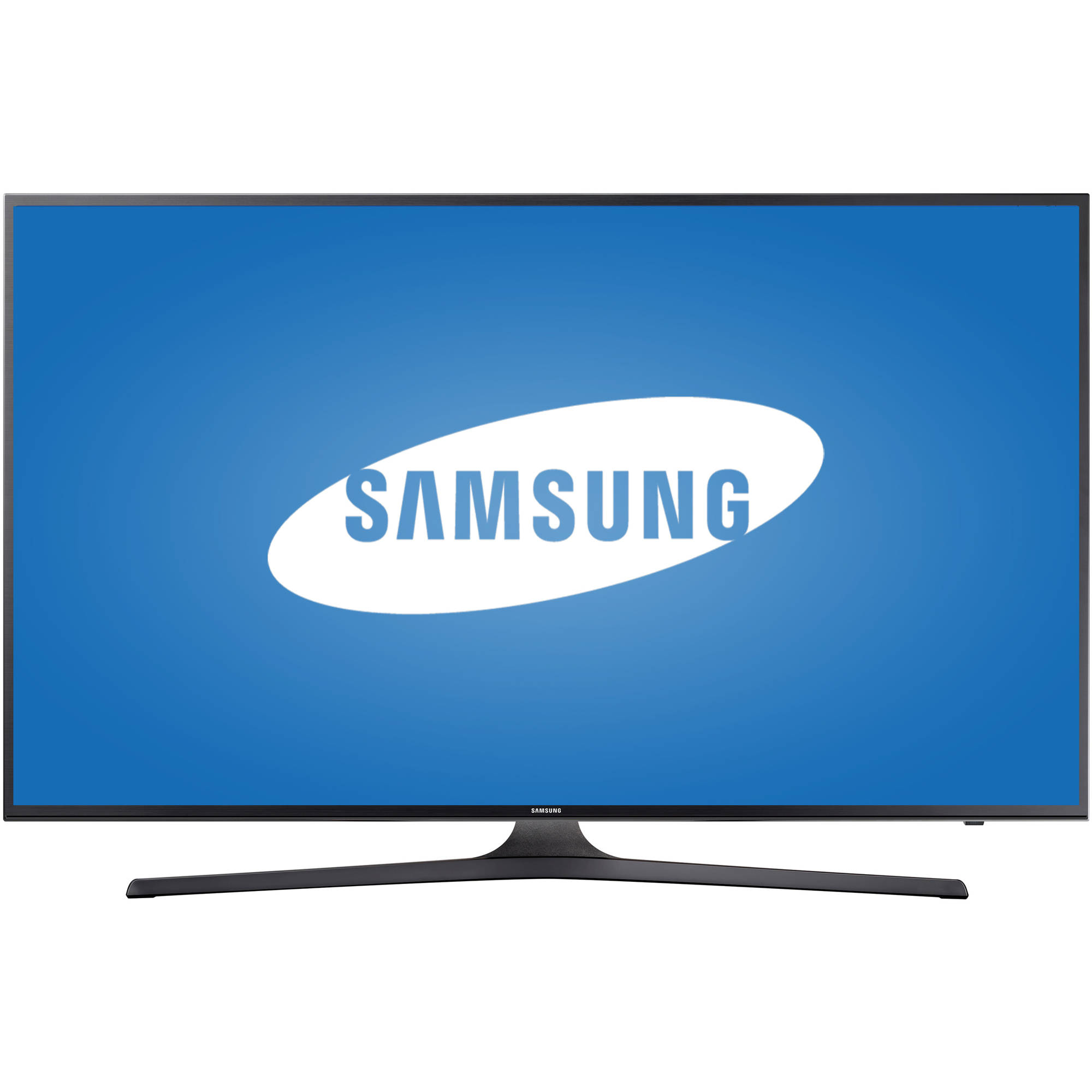 "SAMSUNG 55"" 6300 Series - 4K Ultra HD Smart LED TV - 2160p, 120MR (Model#: UN55KU6300)"