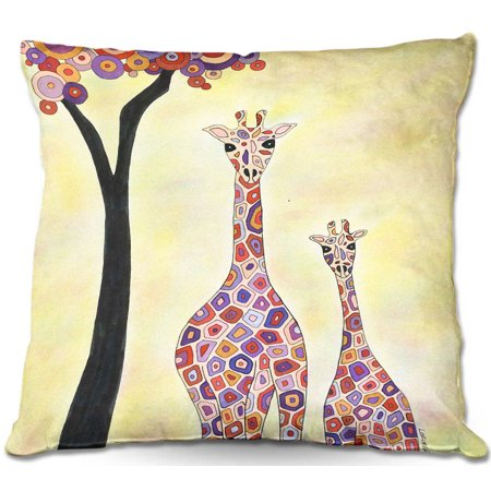 DiaNoche Designs Throw Pillows from Artist Valerie Lorimer - Room to (Best Grow Room Design)