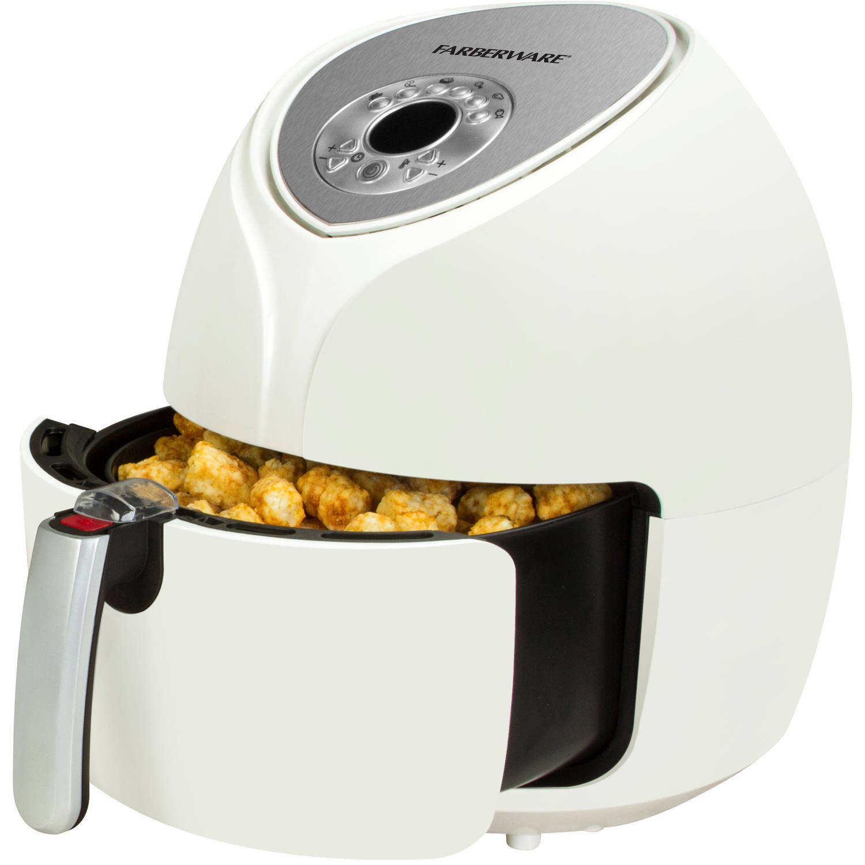 Farberware 5L Air Fryer, White