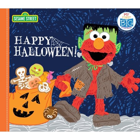 Happy Halloween To My Son (My First Big Storybook: Happy Halloween! (Board)
