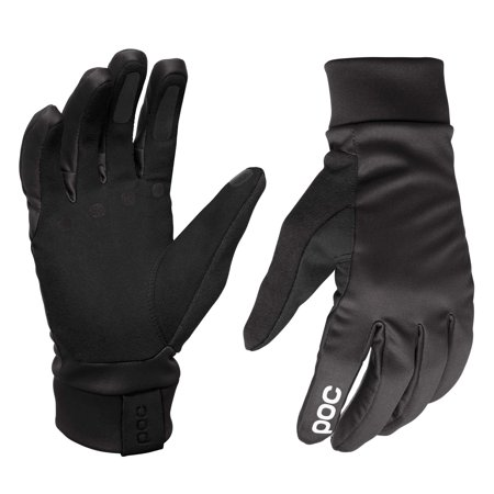 POC - Essential Softshell Glove, Cycling Gloves Uranium Black (Cycling Softshell)