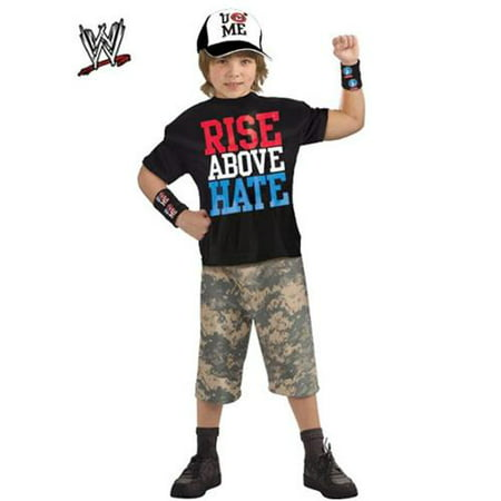 Deluxe John Cena Child Costume - Large](Cena Halloween Ideas)