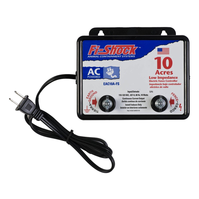 EAC10A-FS Super 525 Energizer, 10-Acre, USA, Brand Fi-Shock