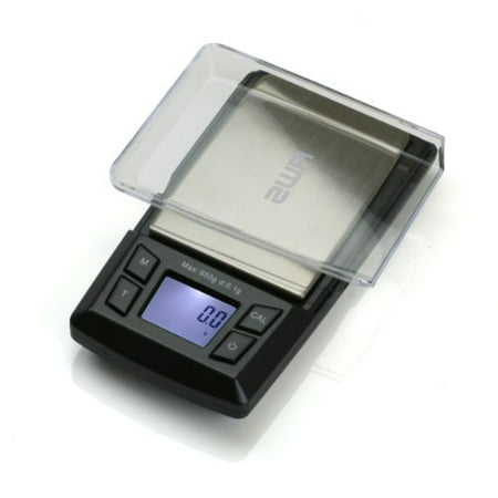 AWS AERO 650 X 0.1G DIGITAL POCKET SCALE