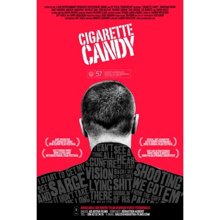 Cigarette Candy - movie POSTER (Style B) (11