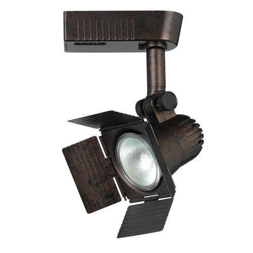 Cal Lighting LT-972 Track Lighting Indoor Lighting Track Heads ;Rust by