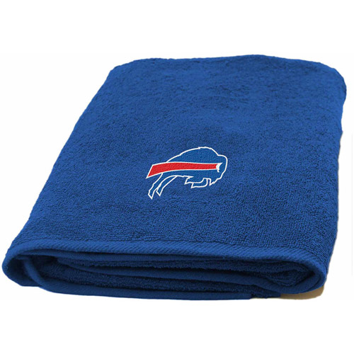 NFL Applique Bath Towel, Bills