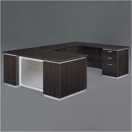 Flexsteel Contract Shape Executive Desk