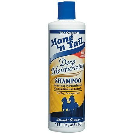(2 Pack) Mane 'n Tail Deep Moisturizing Shampoo, 12 Fl Oz (Shawty Mane)