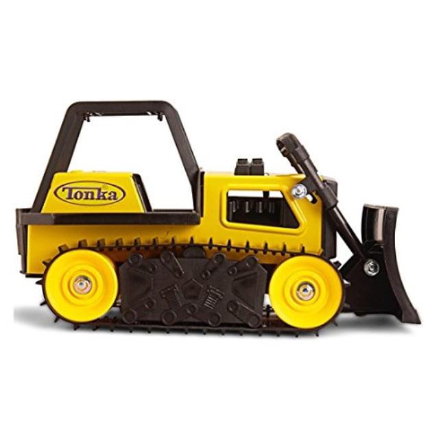 Tonka 92961 Steel Classic Bulldozer Toy by Tonka