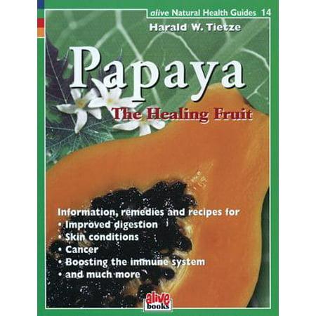 Papaya Healing Fruit - Fruit Papaya
