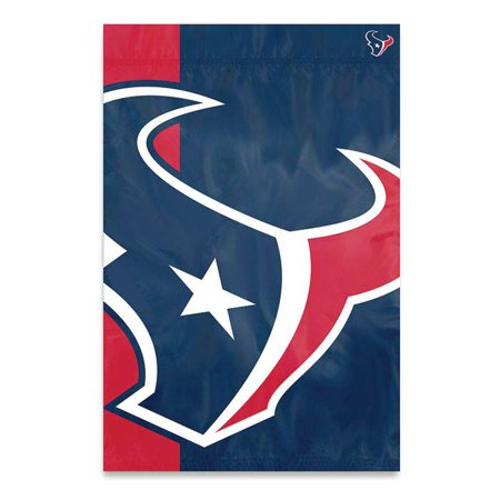 Houston Texans Official NFL Bold Logo Banner by Party Animal 162363