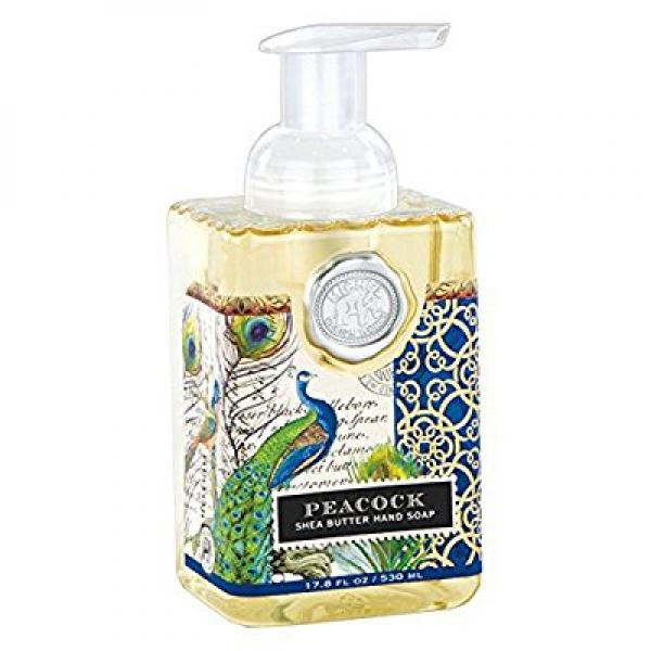 Michel Design Works Foaming Hand Soap 178 Ounce Peacock Walmartcom