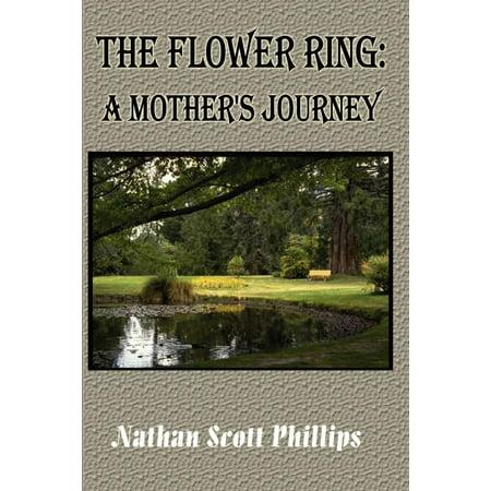Murano Millefiori Flower Ring - The Flower Ring (Paperback)