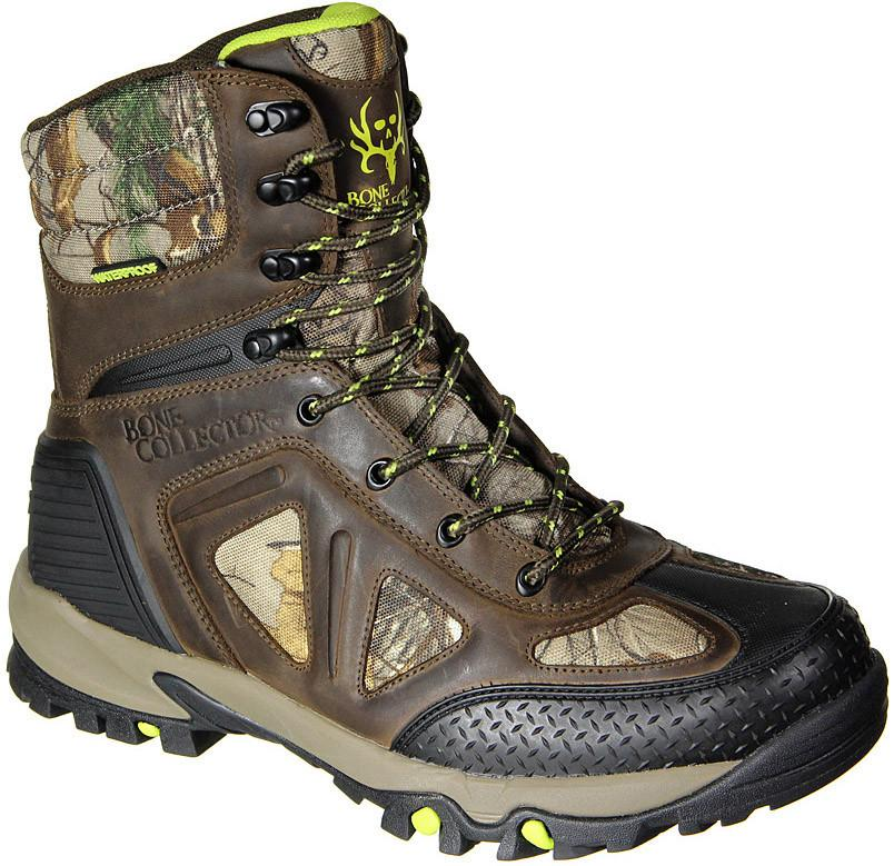 Bone Collector Badlands Men Authentic Boot Brown Xtra