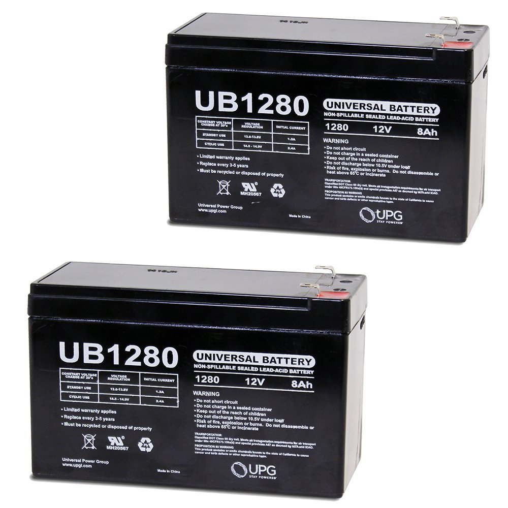 The Upgrade Group Replacement Battery for APC Back-UPS XS 1500, ship from USA,Brand UPG