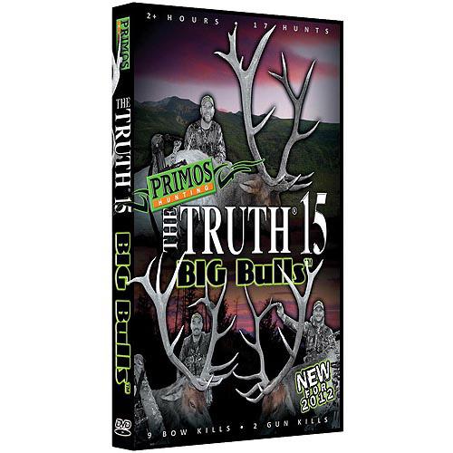 Primos Truth 15 Big Bulls DVD