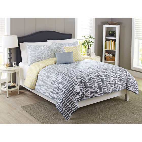 Better Homes And Gardens Geo Ombre Bedding Comforter Set