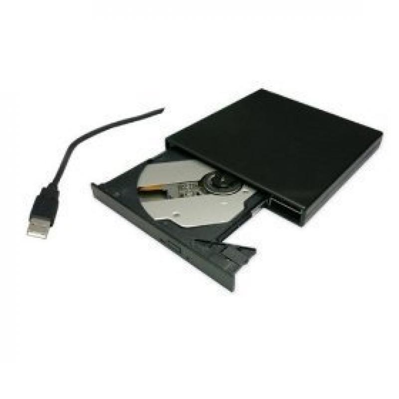 Silicon USB 2.0 External CD DVD RW Burner Drive for Acer ...