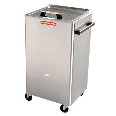 Hydrocollator heating unit, SS-2 w/2 std, 2 os, 2 neck