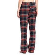 25201359b9 Ashford   Brooks Women s Super Soft Flannel Plaid Pajama Sleep Pants ...