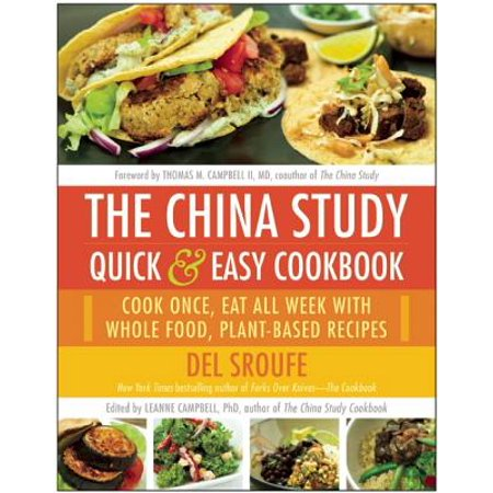 The China Study Quick & Easy Cookbook (Paperback) - Quick Halloween Foods