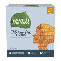 Panty Liners: Seventh Generation