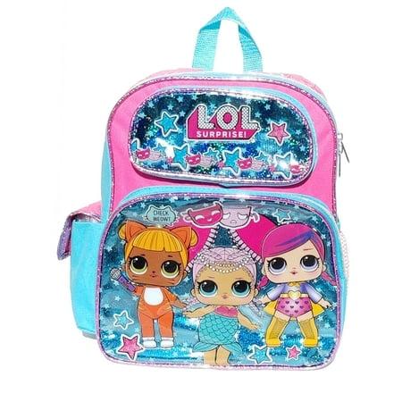 LOL Surprise School Backpack 16