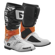 Gaerne SG-12 LE Mens MX Offroad Boots Orange/Black/White 10 USA