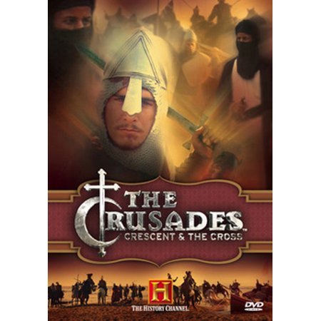 The Crusades: Cresent & The Cross (DVD)