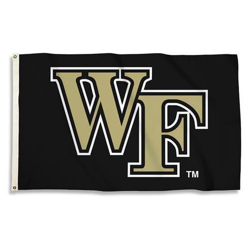 Wake Forest Demon Decons 3 Ft. X 5 Ft. Flag W/Grommets  - Collegiate Licensed #95167