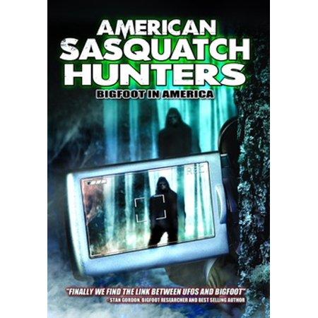 American Sasquatch Hunters: Bigfoot in America (DVD) (Bigfoot Costume Movie Quality)