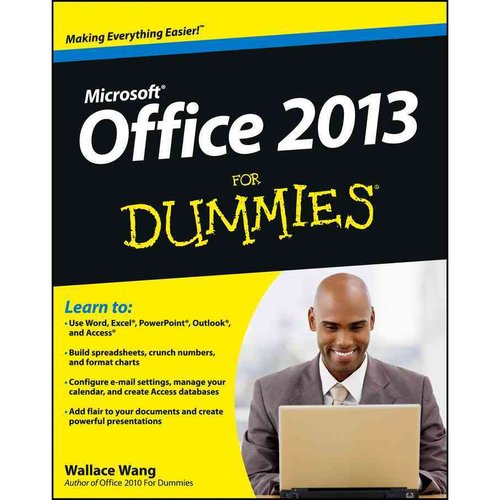 Microsoft Office for Dummies 2013