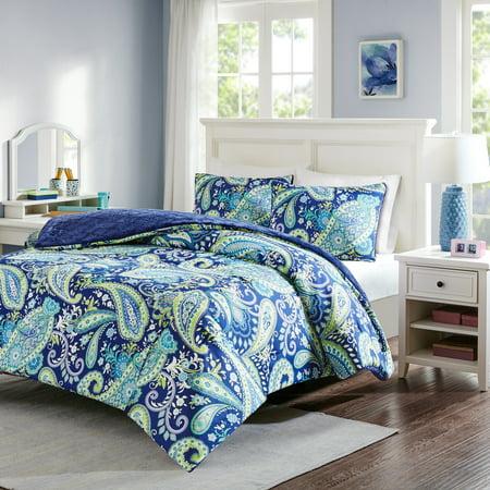 Image of Home Essence Apartment Kayla Reversible Comforter Mini Set