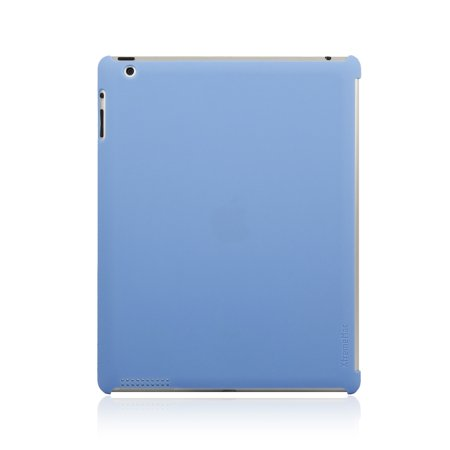 : XtremeMac MicroShield Durable Ultra Thin Case iPad 2 3 4 (Xtrememac Shieldz Cover)