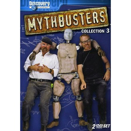 Mythbusters: Collection 3 (Widescreen)