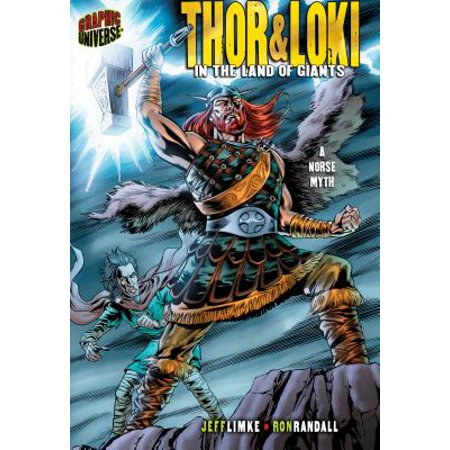 Thor & Loki : In the Land of Giants [a Norse