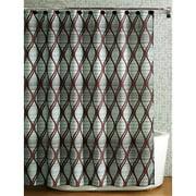 Mainstays Lynden Fabric Shower Curtain, 1 Each