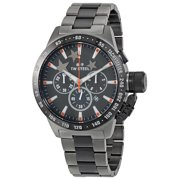 Canteen Dark Grey Dial Mens Chronograph Watch TW314