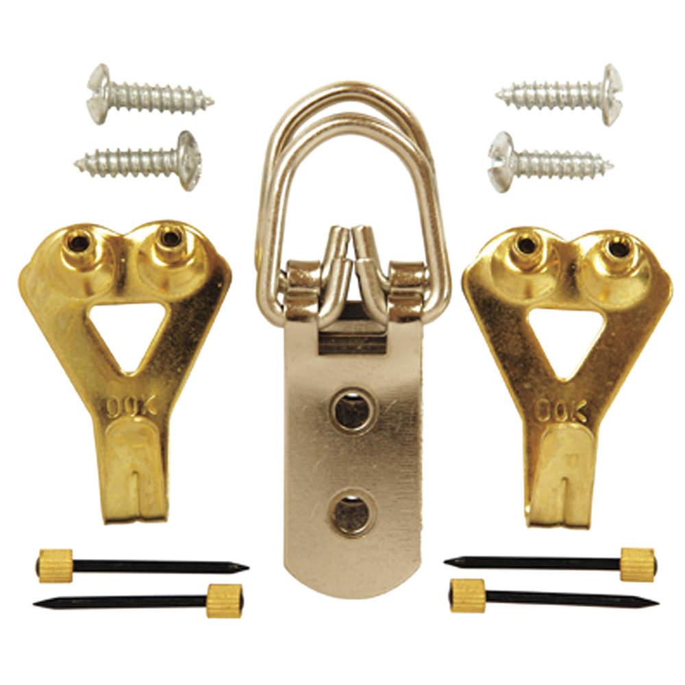 OOK Picture Hanger, Perfect Hang Kit 55075