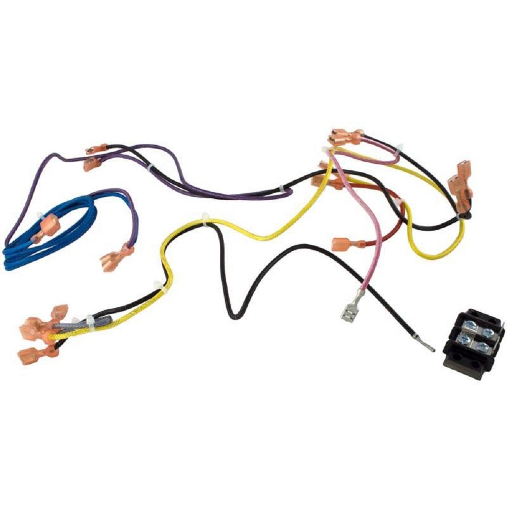 Hayward haxwha millivolt wiring harness walmart