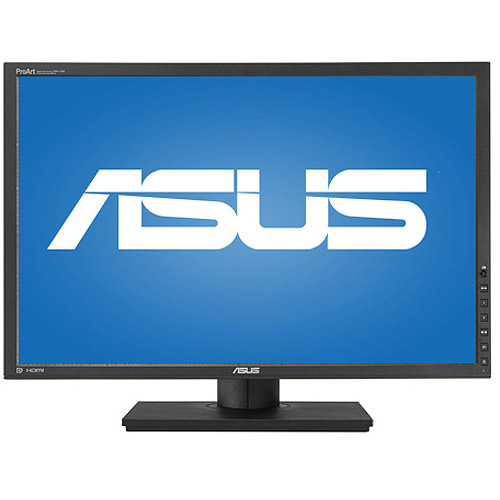 "Asus 24"" LED-Backlit LCD Widescreen Monitor (PA248Q Black)"