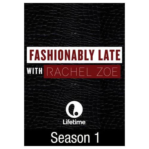 Fashionably Late with Rachel Zoe: Beauty Queens with Eva Longoria (Season 1: Ep. 8) (2015)