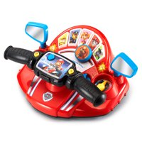 VTech Paw Patrol Pups to the Rescue Driver, Learning Toy for Kids