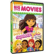 Dora The Explorer: Dora's Explorer Girls Our First Concert by Paramount