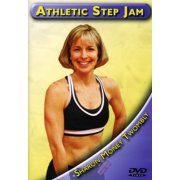 Athletic Step Jam With Sharon Money Twombly (DVD)