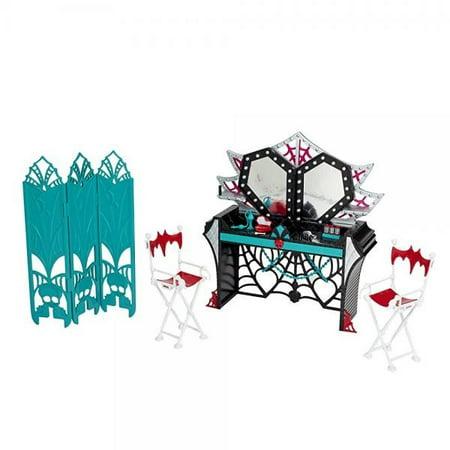 Monster High Frights, Camera, Action! Dressing Room Playset (Monster High Barbie)