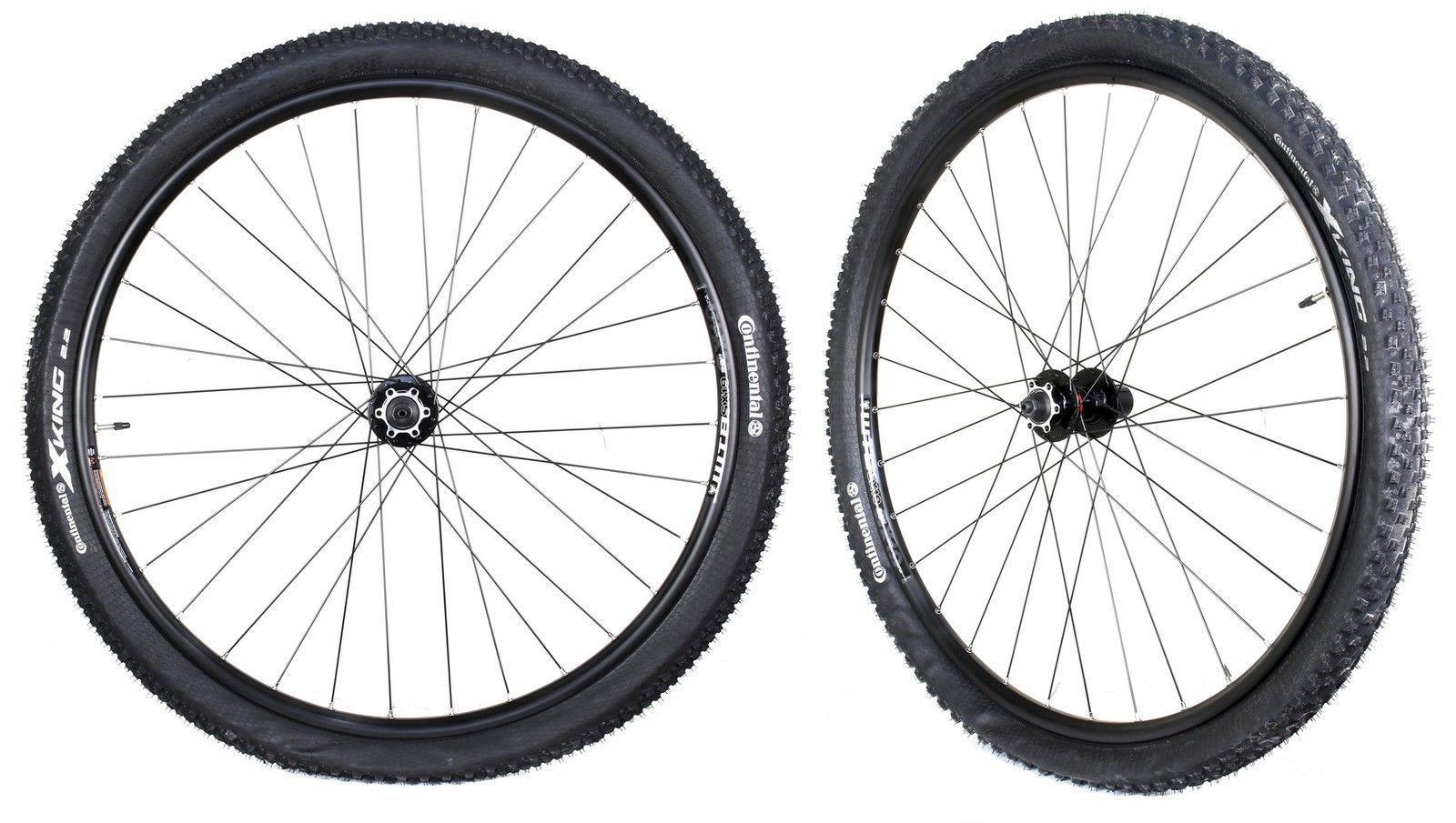 "WTB SX19 Mountain Bike Bicycle Novatec Hubs /& Tires Wheelset 11s 29/"" QR"