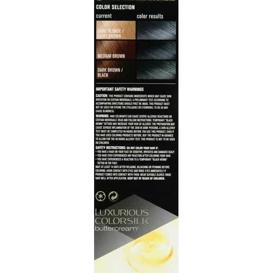 Revlon Luxurious Colorsilk Buttercream Permanent Color 1 Ea
