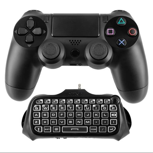 Nyko Keyboard - Wireless Connectivity - Bluetooth - Compatible With Gaming Console - Qwerty Keys Layout (83222 2)